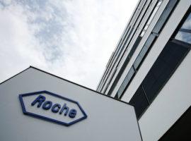 За первые три месяца объем продаж рецептурных препаратов Roche составил 10,9 млрд долл.