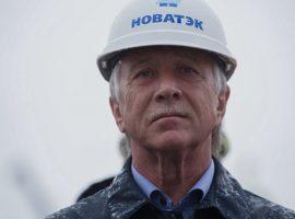 Михельсон продал все личные акции НОВАТЭК за €257 млн
