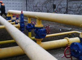 «Газпром» сократил транзит газа через Украину втрое