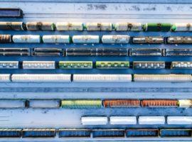 Падение грузовых перевозок превысило прогнозы РЖД
