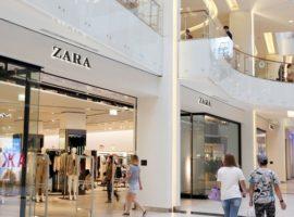Владелец бренда Zara не исключил временного закрытия магазинов в России
