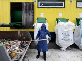 Власти доплатят операторам за вывоз мусора во время эпидемии